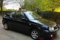 Volkswagen Golf CABRIOLET (2000)