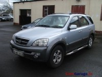KIA Sorrento for Sale, 2.5Lt Commercial vehicle