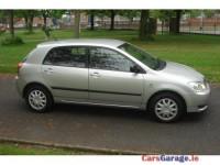 Toyota Corolla 1.6 VVTI T2 05DR [FSH, ISOFIX POINTS]