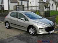 Peugeot 308 1.6HDI SE 5DR 5DR
