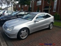 Mercedes C220 Coupe Sport 2002 PRICE DROPPED