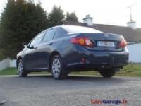 Toyota Corolla 1.4 Terra 4 Door NCT 2/13