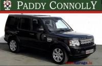 Land Rover Discovery 4 3.0 V6 DSL CREWCAB