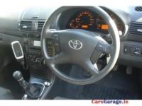 Toyota Avensis MC D4D Aura 5DR [NCT, FSH]