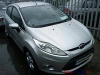 Ford Fiesta TITANIUM 1.25 82PS 5DR