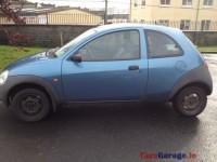 Ford Ka 00 NCT+ Tax 700€