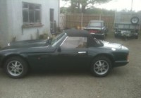 TVR S2 Convertible