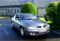 Renault Megane Coupe New NCT